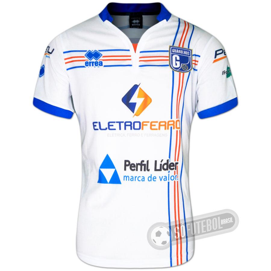 Camisa Desportiva Guarulhos - Modelo II 6335ec427b798