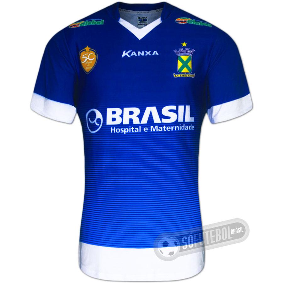 bf2913668c Camisa Santo André - Modelo I. Carregando.