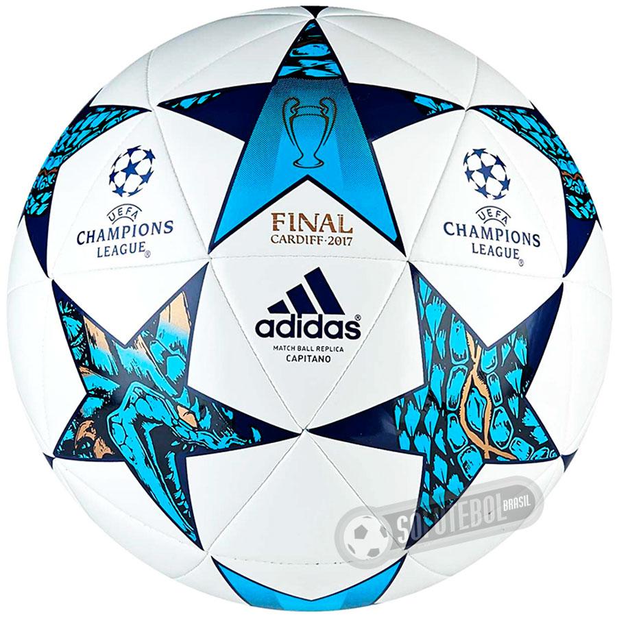 Bola Adidas UEFA Champions League Final Cardiff 2017 - Capitano. Carregando. cc326c85c3c63