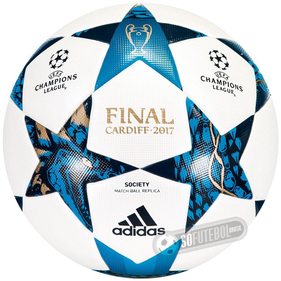 Bola Adidas UEFA Champions League Final Cardiff 2017 - Top Society.  Carregando. da7a00dbbcd36