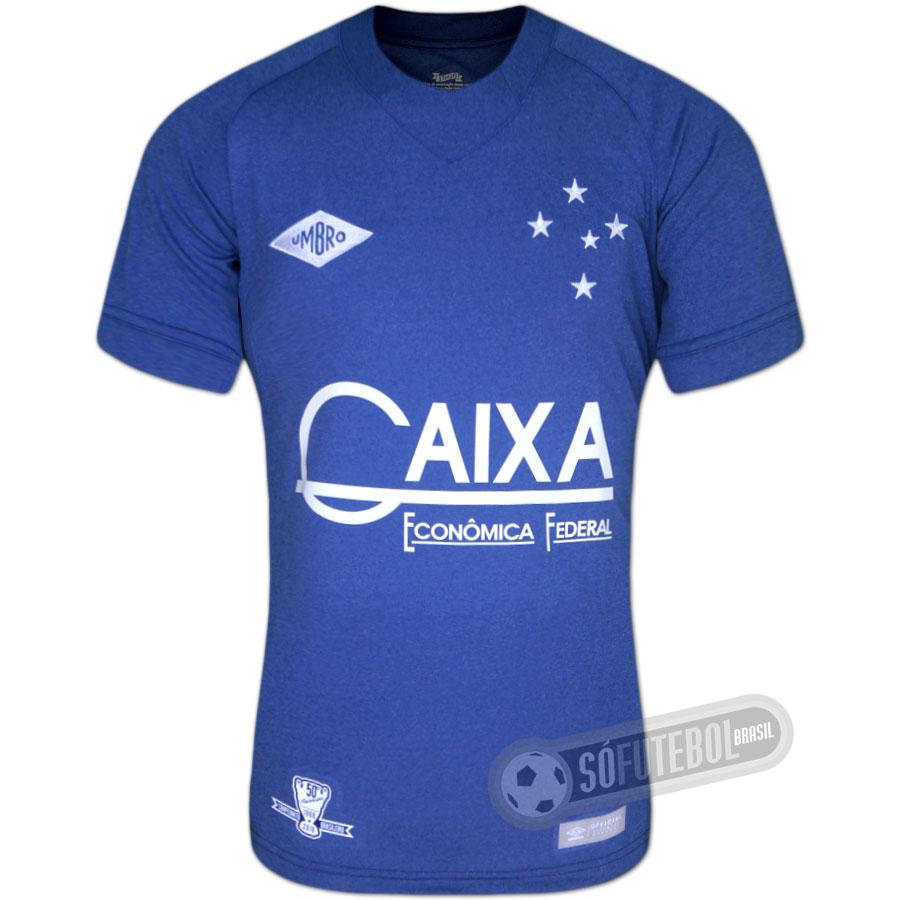 f9bcaceb1c Camisa Cruzeiro - Modelo III. Carregando.