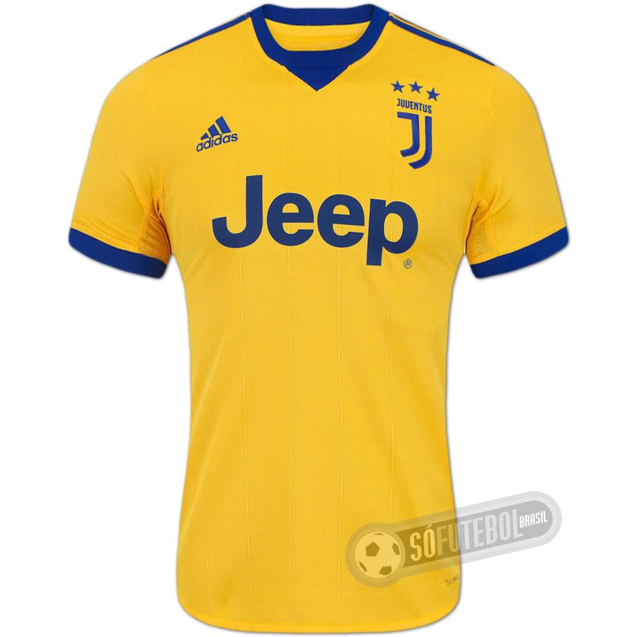 Camisa Juventus - Modelo II. Carregando. d33517faa70b9