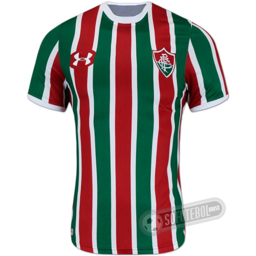 Camisa Fluminense - Modelo I. Carregando. 57acb136bf1be