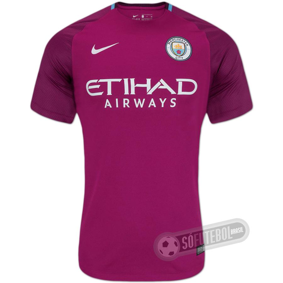 9e381fc431 Camisa Manchester City - Modelo II