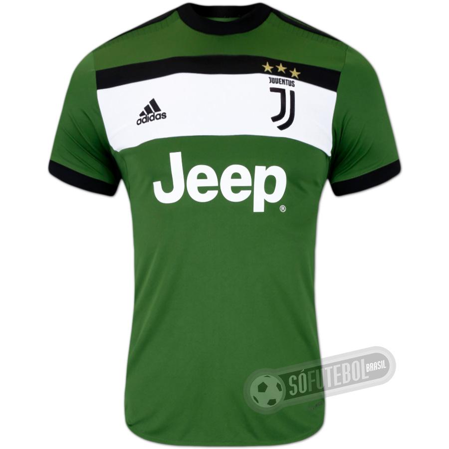 Camisa Juventus - Modelo III. Carregando. 1ea7e6d54e46e