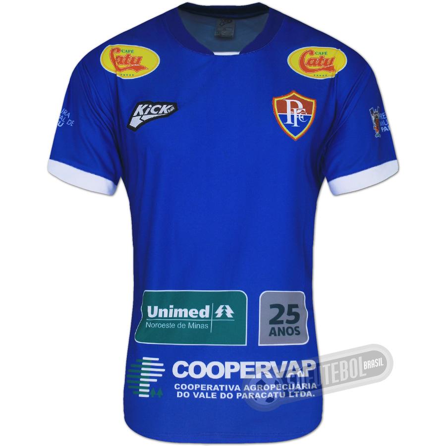 Camisa Paracatu - Modelo I 2b5699a6de030