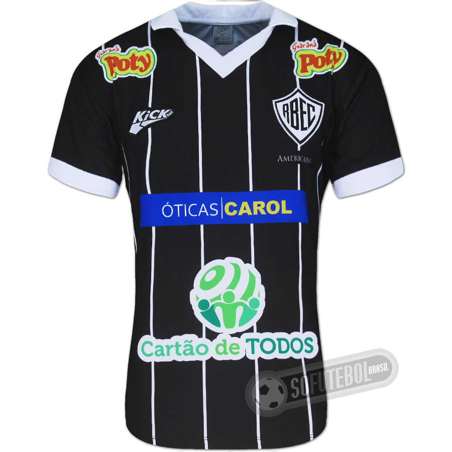 3680067f5f Camisa Rio Branco de Americana - Modelo II. Carregando.