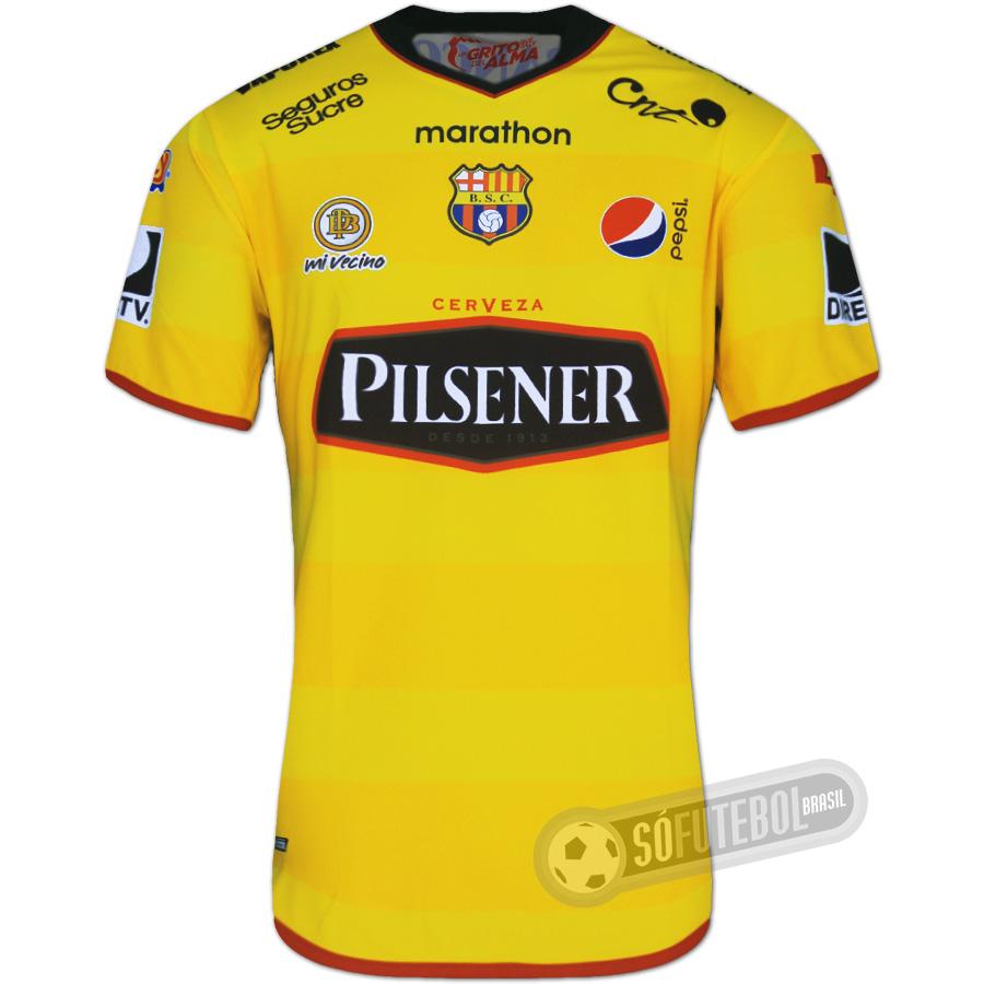 d65d8629d0 Camisa Barcelona de Guayaquil - Modelo I. Carregando.
