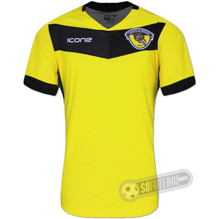 Camisa Tigres do Brasil - Modelo I. Carregando. 7e510b42355ce