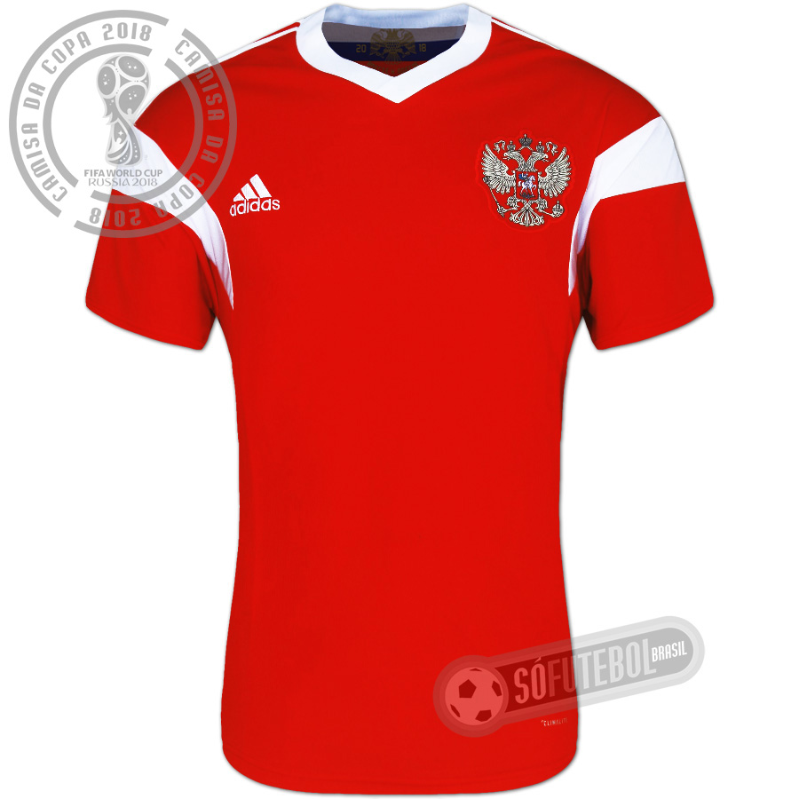 227b55313 Camisa Russia - Modelo I