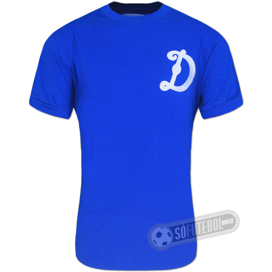 5d4de0544d Camisa Dinamo Moscow 1960 - Modelo I. Carregando.