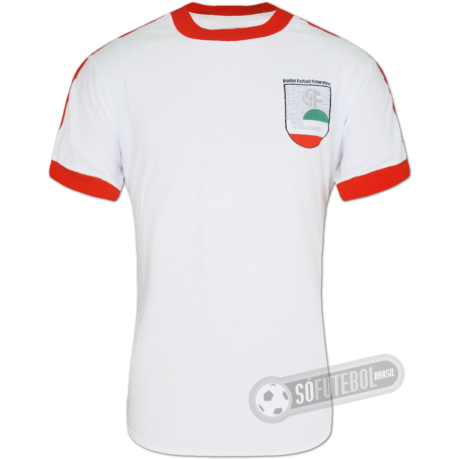 Camisa Irã 1978 - Modelo I c0aa268ffb4b9