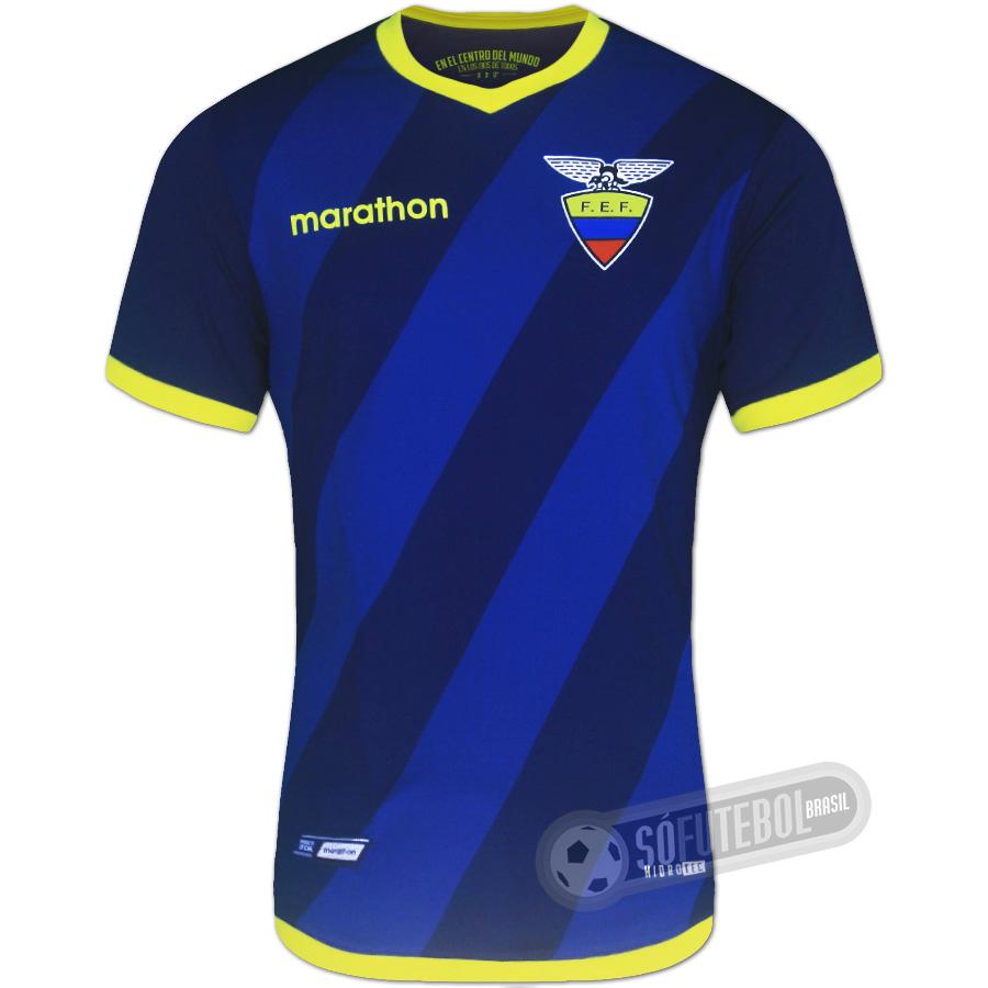 e616017119 Camisa Equador - Modelo II. Carregando.