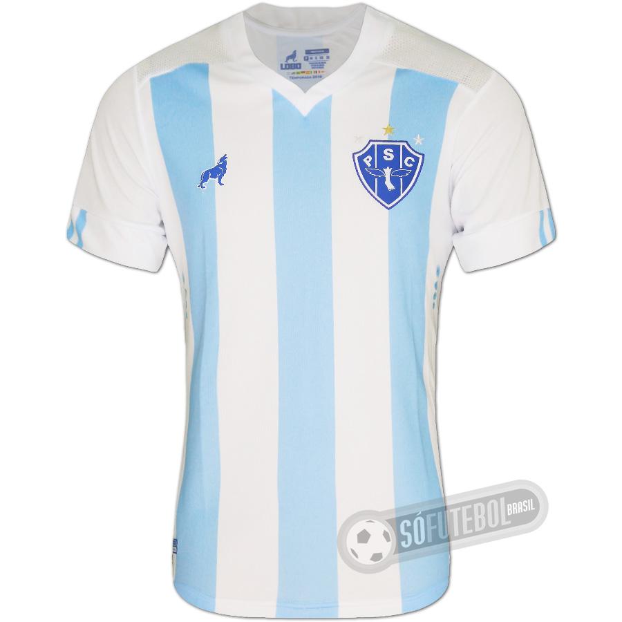 Camisa Paysandu - Modelo I 8ffeace31492c