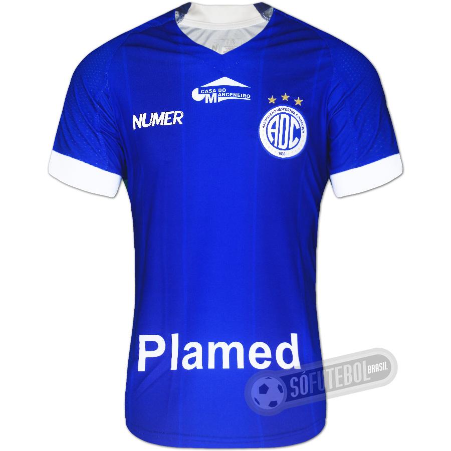 bbf1a1f33a Camisa Confiança - Modelo I