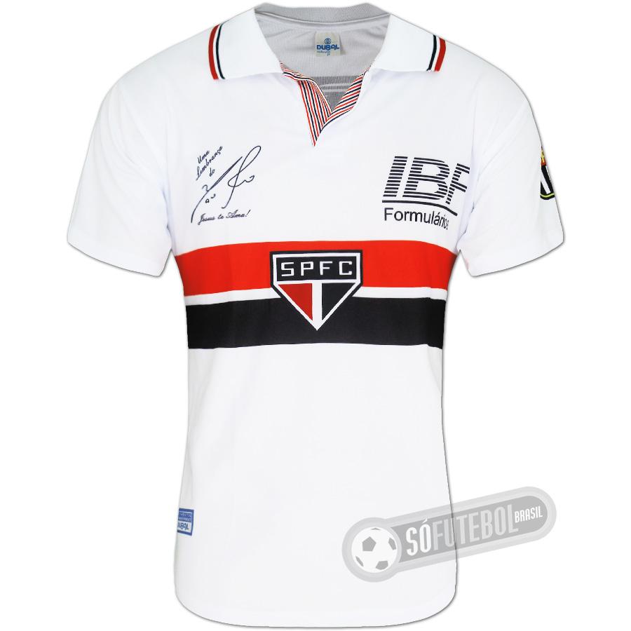 Camisa São Paulo 1992 - Modelo I (MACEDO  9) 232cd0e474a5d