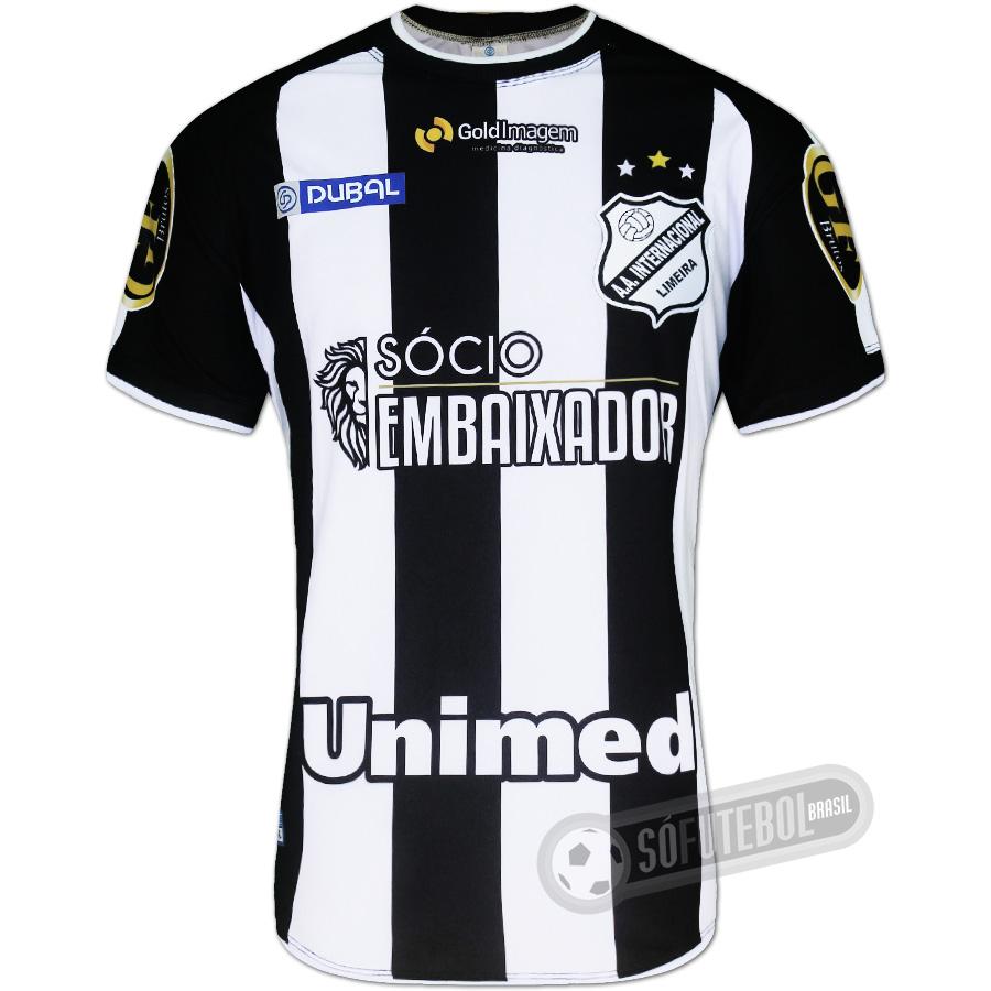 Camisa Inter de Limeira - Modelo II. Carregando. 8fc85cf6eb286