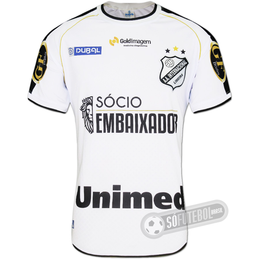 Camisa Inter de Limeira - Modelo I. Carregando. c1e06923f656a