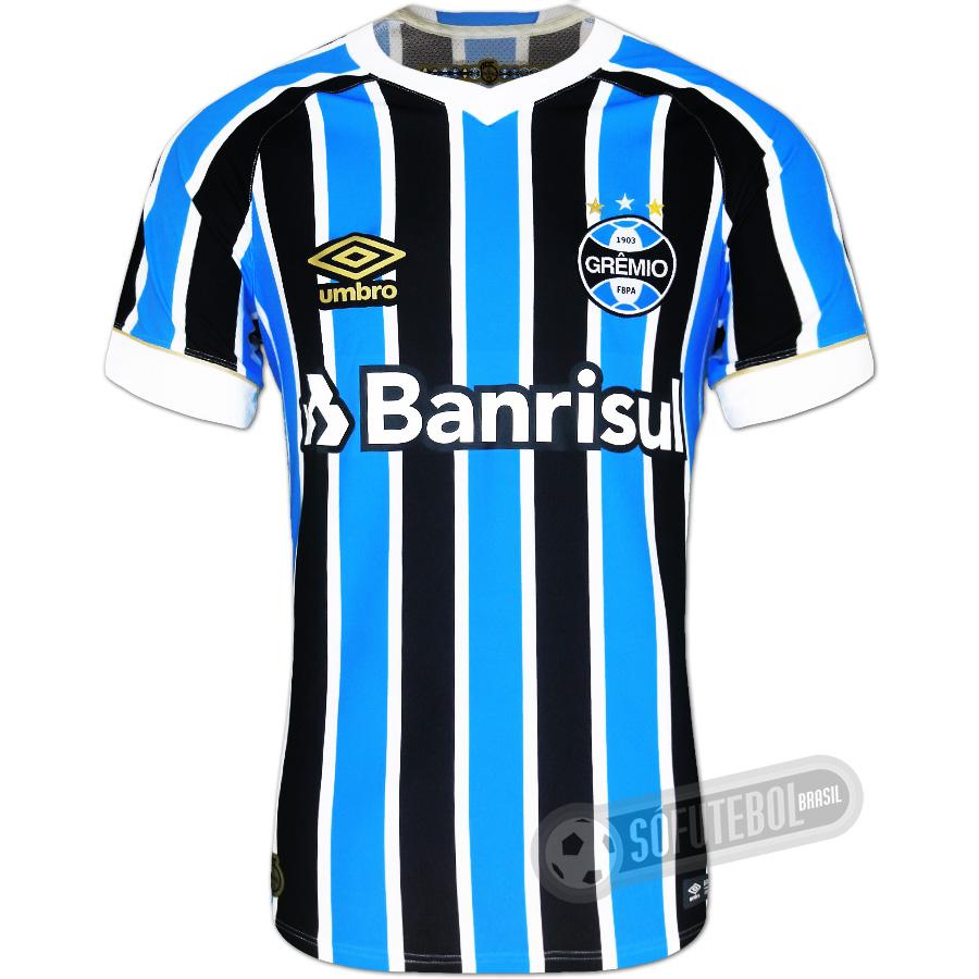 8ac4bf778b112 Camisa Grêmio - Modelo I