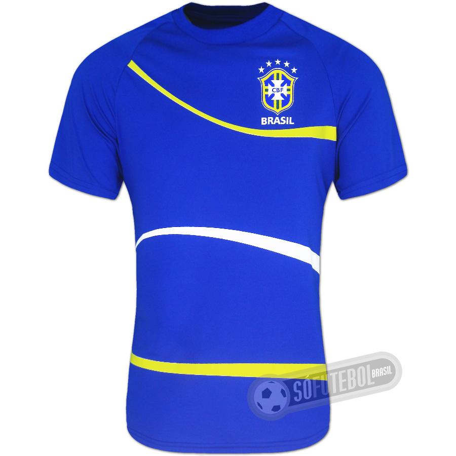 Camiseta Brasil. Carregando. d84042c0cec40
