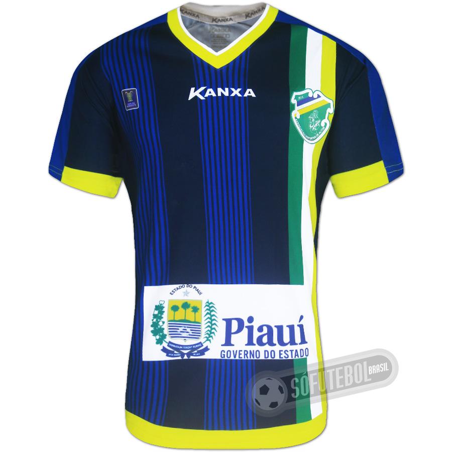 Camisa Altos do Piauí - Modelo II 66836c6174335