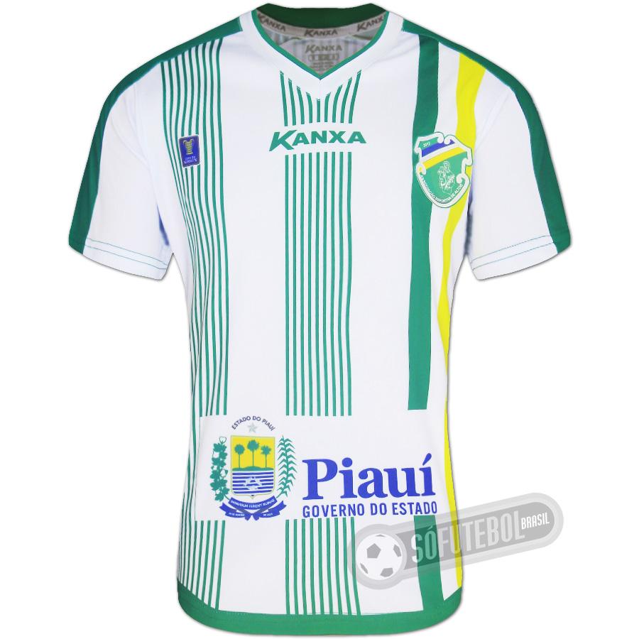 Camisa Altos do Piauí - Modelo I 8c90c458fe8c1