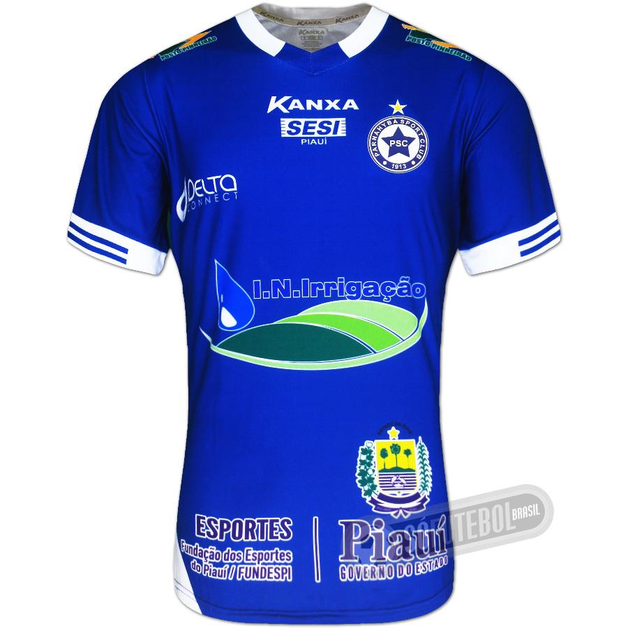 c966c9eebb Camisa Parnahyba - Modelo I
