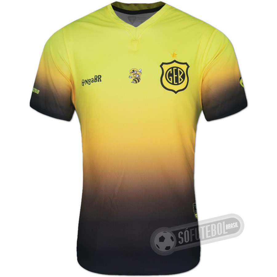 Camisa Grêmio Bagé - Modelo III. Carregando. c8270eff90116