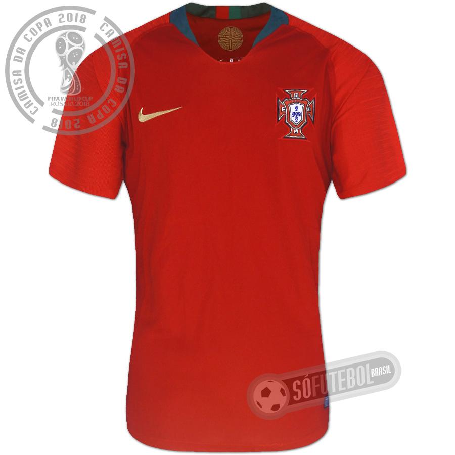 d28546dad0 Camisa Portugal - Modelo I. Carregando.