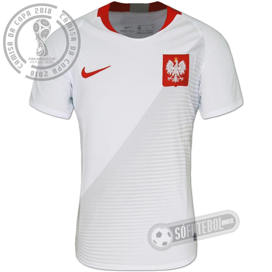 Camisa Polônia - Modelo I. Carregando. f140452129f67