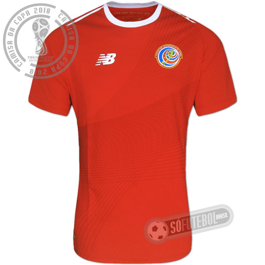 1ee0c92be2 Camisa Costa Rica - Modelo I. Carregando.