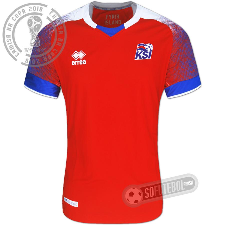 Camisa Islândia - Modelo III. Carregando. 165cb09ba855a