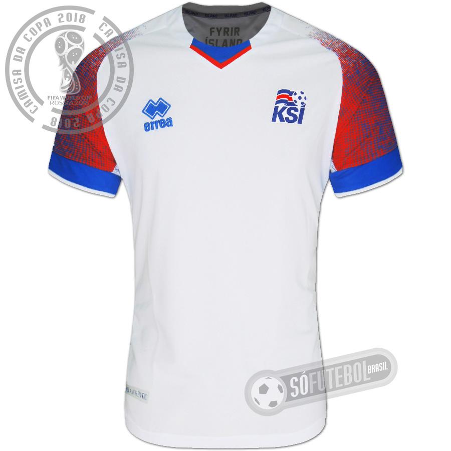 Camisa Islândia - Modelo II. Carregando. b46013a280e22