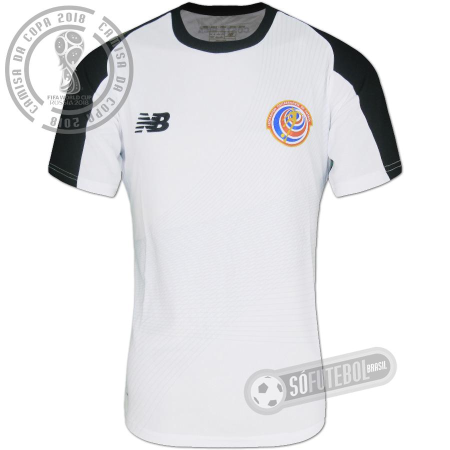 b3155b8b0d Camisa Costa Rica - Modelo II. Carregando.
