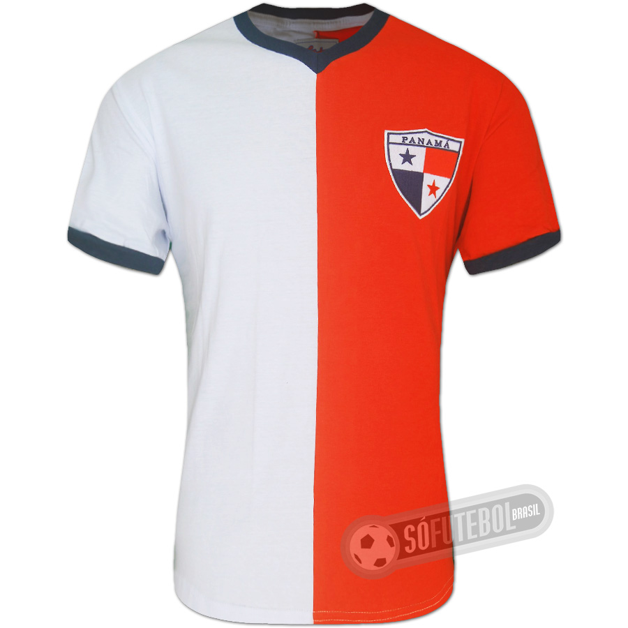 Camisa Panamá 1976 - Modelo I 56eb7b016a540