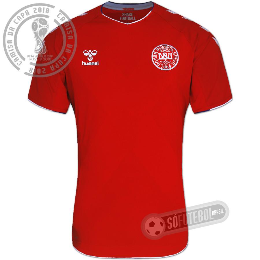 Camisa Dinamarca - Modelo I. Carregando. a73e0248ffd2a