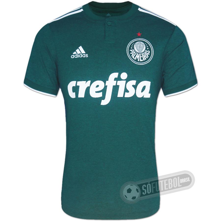 Camisa Palmeiras - Modelo I 7d2198cd83ce3