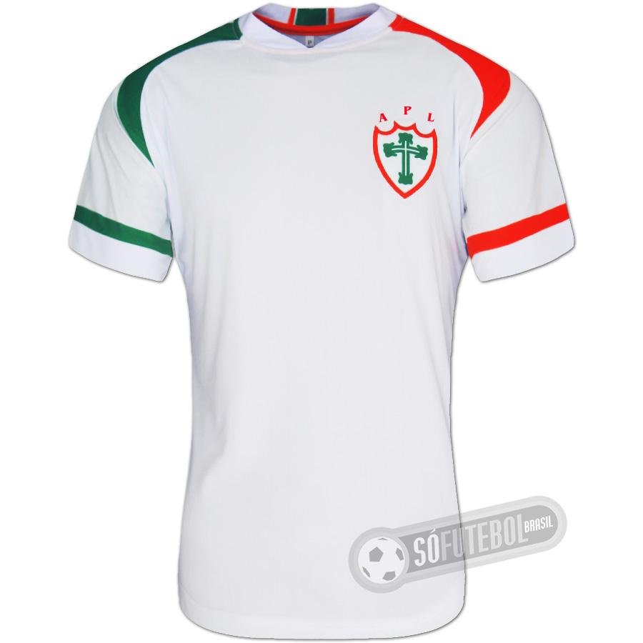 3bb2ed5d449ca Camisa Portuguesa Londrinense - Modelo II. Carregando.
