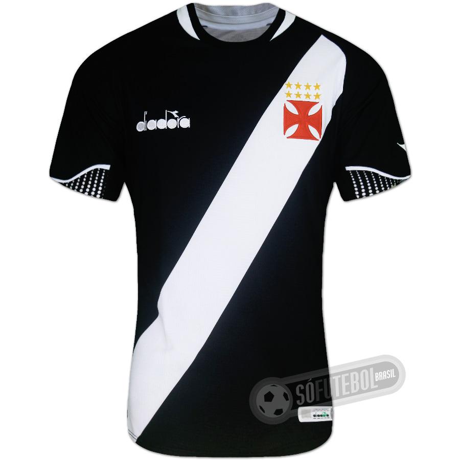 Camisa Vasco - Modelo I. Carregando. 12a6bd3ea0549