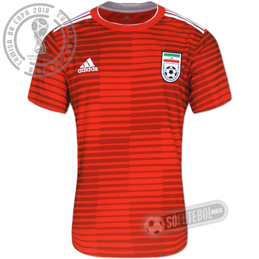 Camisa Irã - Modelo II. Carregando. 794eecec4bd48