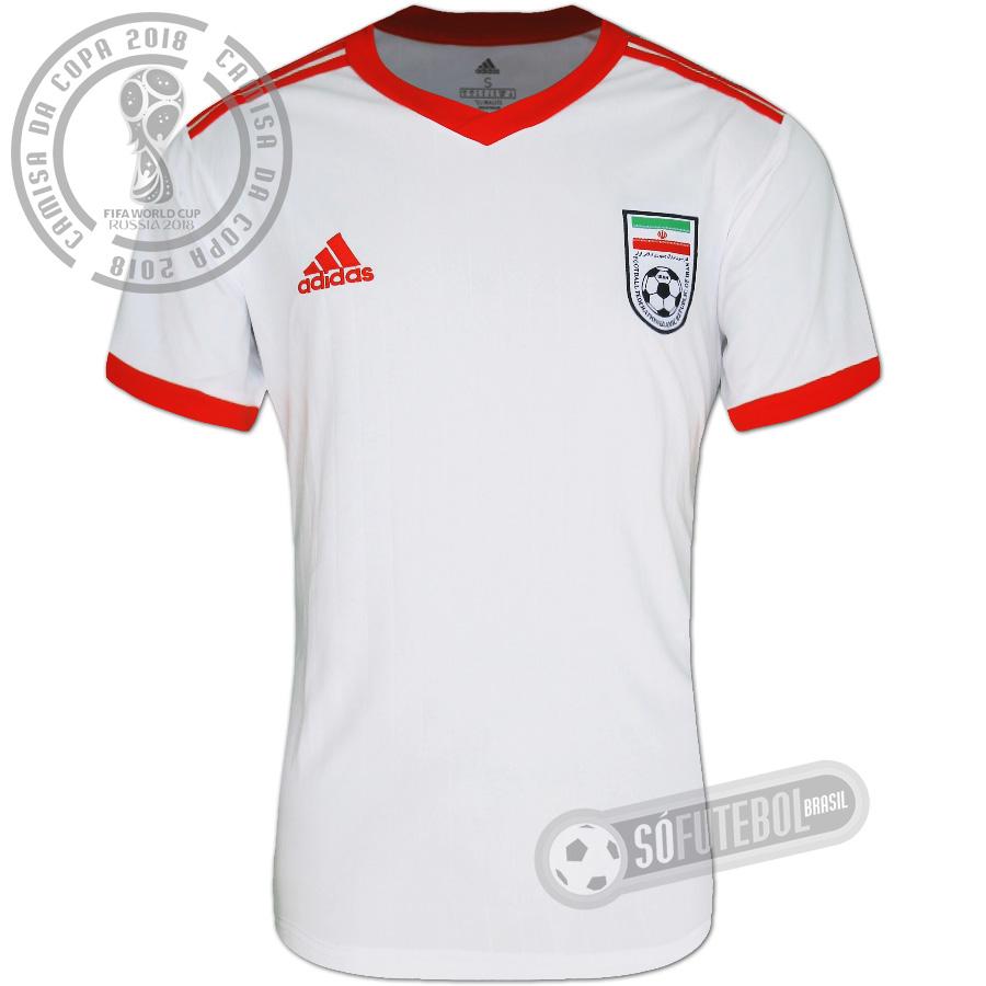 Camisa Irã - Modelo I. Carregando. fdf7c7e2adc7a