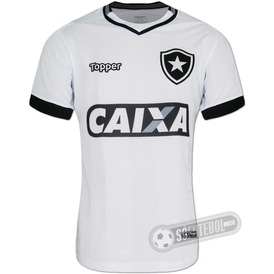 Camisa Botafogo - Modelo III d1e46f93aa14d