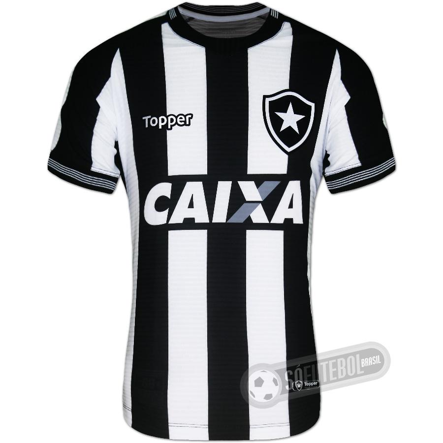 Camisa Botafogo - Modelo I. Carregando. 5a16b0f23ea16