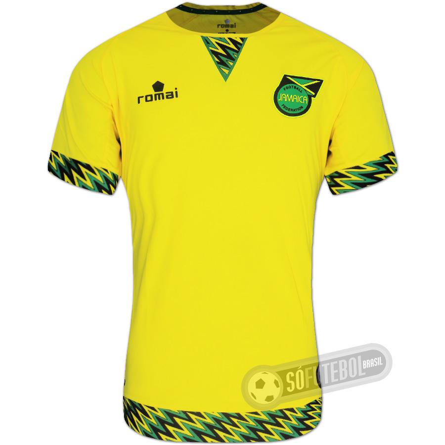 Camisa Jamaica - Modelo I. Carregando. a0667e74e55fa