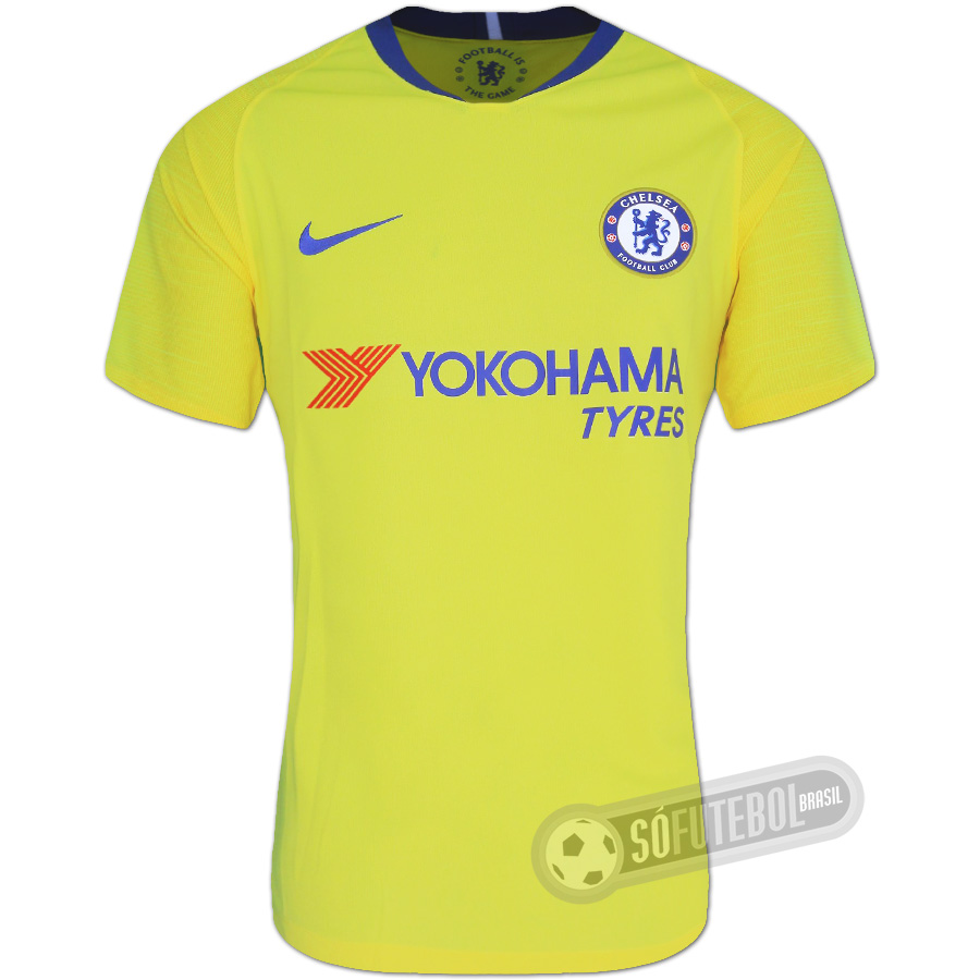31fb866ea4c0f Camisa Chelsea - Modelo II. Carregando.