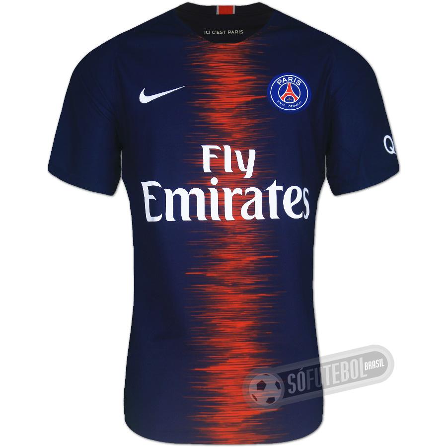 b048e5814a Camisa PSG (Paris Saint Germain) - Modelo I