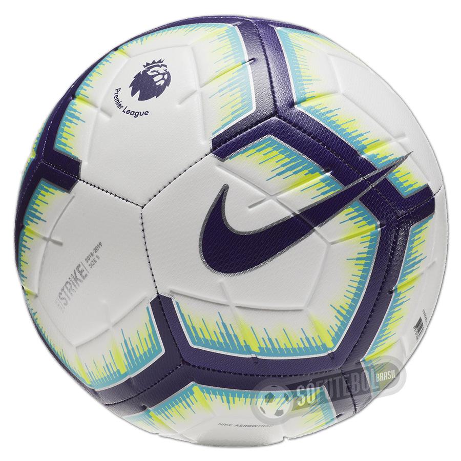 Bola Nike Premier League 2018-2019 (Campeonato Inglês) 918c14b55d6bb