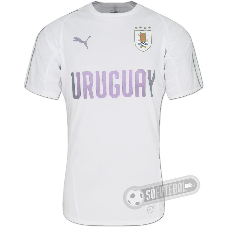 Camisa Uruguai - Treino. Carregando. 66f10642391df