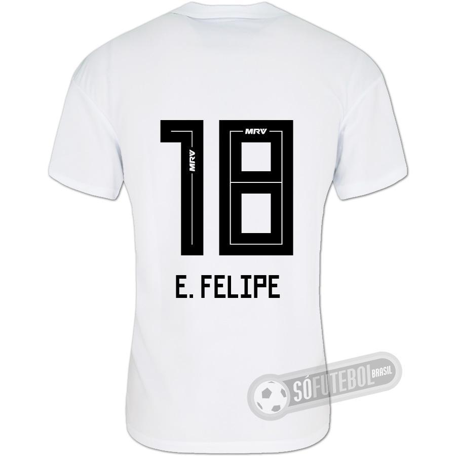 3ab0f6ccfa Camisa São Paulo - Modelo I (E. FELIPE  18). Carregando.