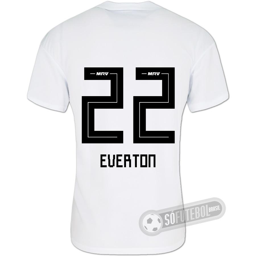 Camisa São Paulo - Modelo I (EVERTON  22). Carregando. ffa2eb233a9f2